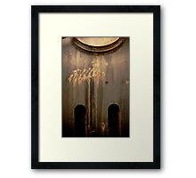 fifth element Framed Print