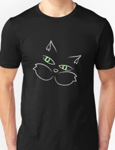 Key Features of Kitty Cat Unisex T-Shirt