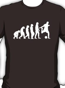 Football Evolution T-Shirt