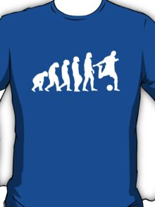 Football Evolution T-Shirt