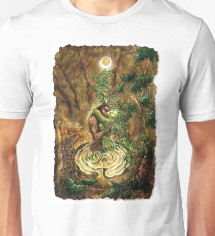 Cerne and The Goddess Unisex T-Shirt