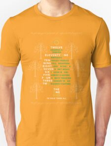 Caroling in Middle Earth T-Shirt