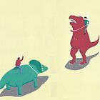Riding Dinosaurs by just-checking