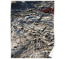 limestone landscape Poster
