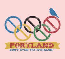 Portland Nolympics Kids Clothes