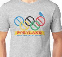 Portland Nolympics Unisex T-Shirt