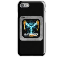 Flux Capacitor only iPhone Case/Skin