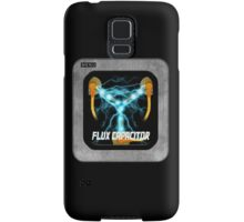Flux Capacitor only Samsung Galaxy Case/Skin