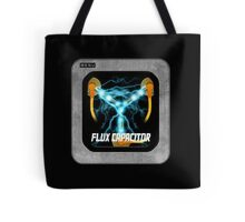 Flux Capacitor only Tote Bag