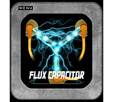 Flux Capacitor only Photographic Print