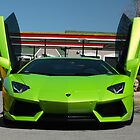 Lamborghini Aventador LP 700-4  - Cars and Coffee - TN by Daniel  Oyvetsky