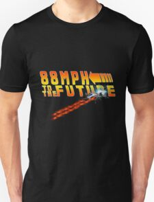 88MPH to the Future out of time T-Shirt