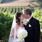 Winery Wedding by Kathleen Hill