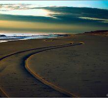 outer beach by Trevor Murphy