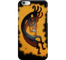 "Kokopelli ""Golden Harvest"" iPhone Case/Skin"