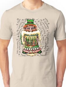 St Patrick's Day Beer Unisex T-Shirt