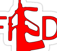 Infidel with Steyr Sticker