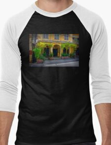 Hoi An Street Scene 3 Men's Baseball ¾ T-Shirt