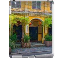 Hoi An Street Scene 3 iPad Case/Skin
