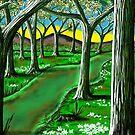 """""""Springtime Path"""" by Steve Farr"""