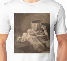 Charcoal Still Life Unisex T-Shirt