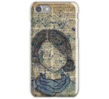 The It Girl iPhone Case/Skin