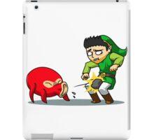 Chris-SpudForce Heroes! iPad Case/Skin