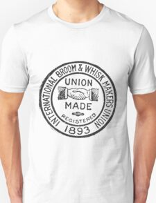 Broom and Whisk Union Unisex T-Shirt