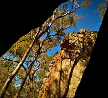 Cania Gorge, Queensland by Emma  Gilette