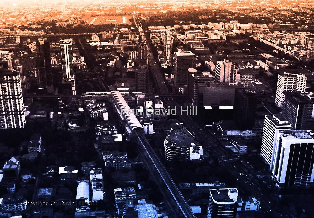 infinite metropolis 005 by Karl David Hill
