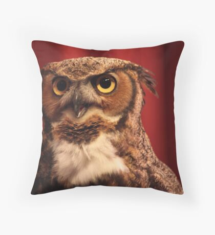 Dakota  Throw Pillow