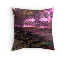 Symbolic Reflections Throw Pillow