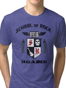 Rock Roadie Tri-blend T-Shirt