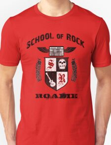 Rock Roadie Unisex T-Shirt