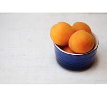 Aerial Apricotics Photographic Print
