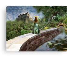 A View Like No Other Canvas Print