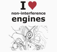 Non-interference Engine by roger  hendrix