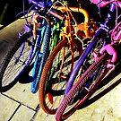 Rainbow Wheels by juleslond