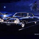 1965 Pontiac Grand Prix by brianrolandart