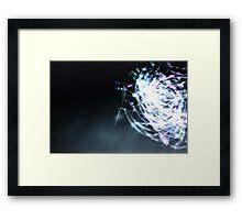 The Ghost Framed Print