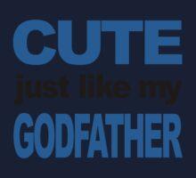 Cute Just Like My Godfather One Piece - Long Sleeve