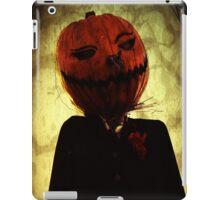 Gentleman Jack iPad Case/Skin