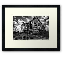 Still Standing Tall and Proud Framed Print