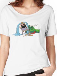 FUS RO ARRGGHHHH Women's Relaxed Fit T-Shirt