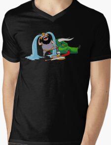 FUS RO ARRGGHHHH Mens V-Neck T-Shirt