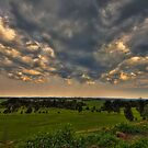 A Country Sunset by LJ_©BlaKbird Photography