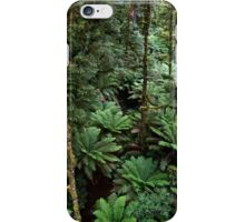 green lush iPhone Case/Skin