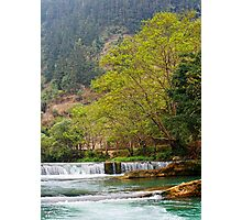 Duo Yi River 2 Photographic Print
