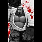 GSTATUS: Gorilla Bushido by kagcaoili