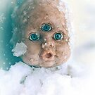 Snow Doll by ashley hutchinson